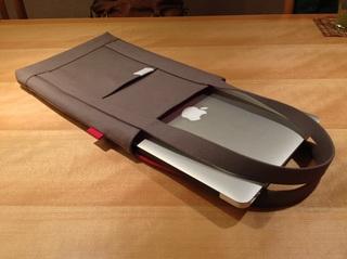 Mac BooK Airにジャストサイズ