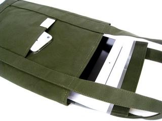 タブレット端末専用トートバッグ